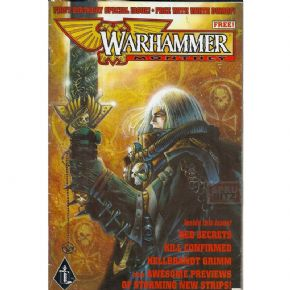 Warhammer Monthly First Birthday Special Comic March 1999